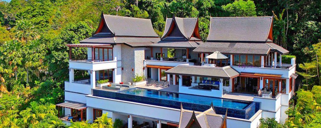 Old Meets New Thailand Villas