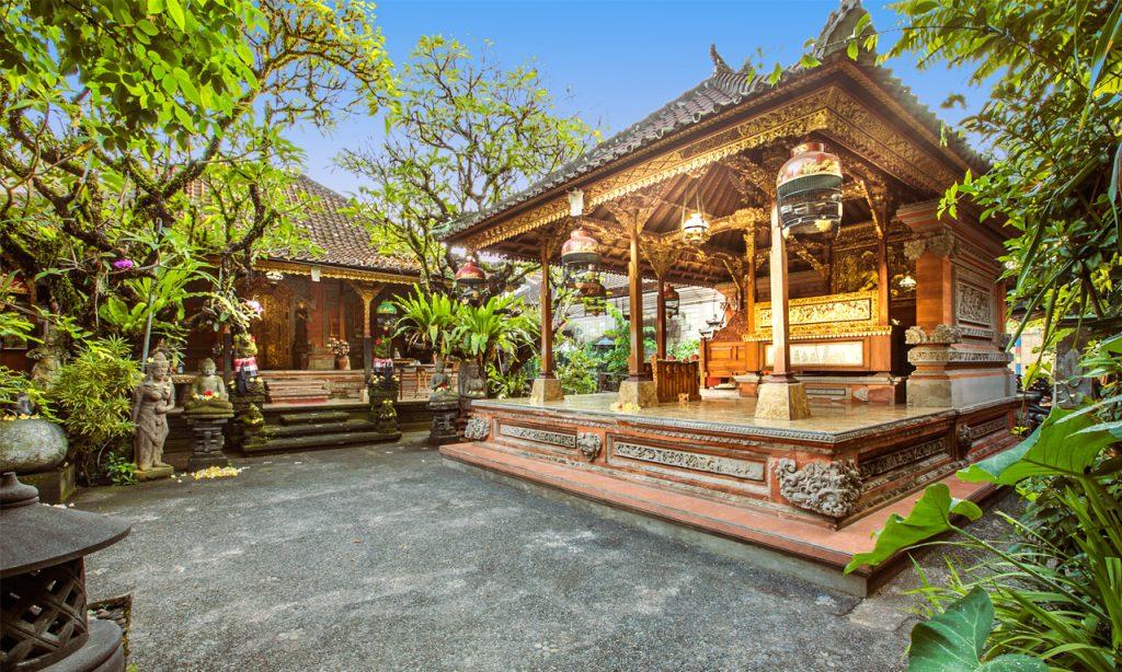 Balinese Villa Pavillions