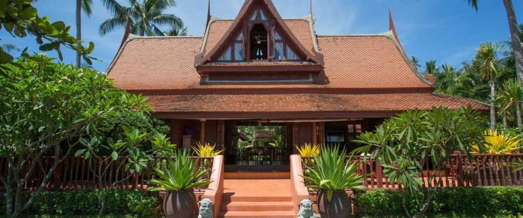 Koh Samui traditional villa rental