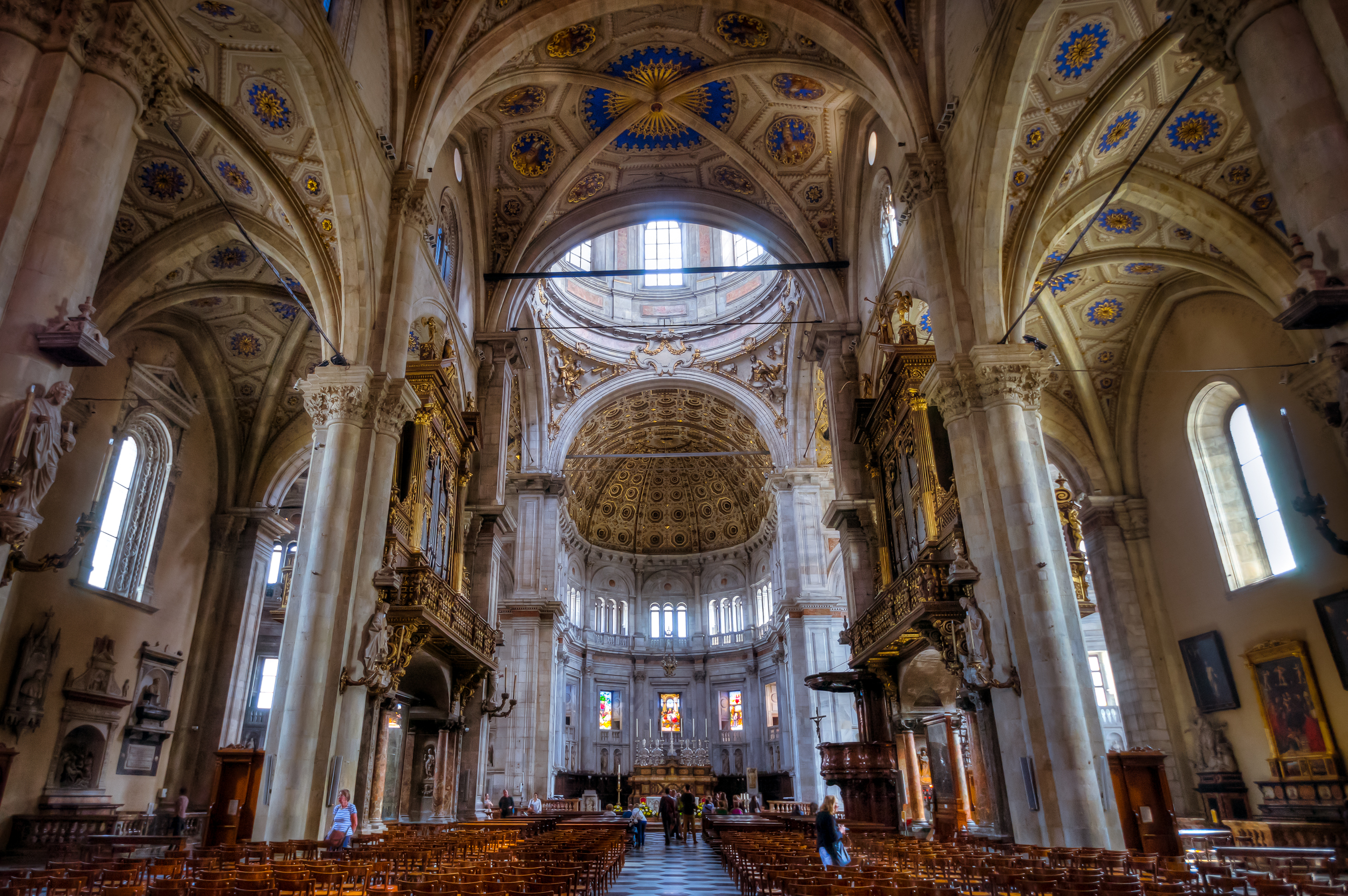 Italy - Como Cathedral