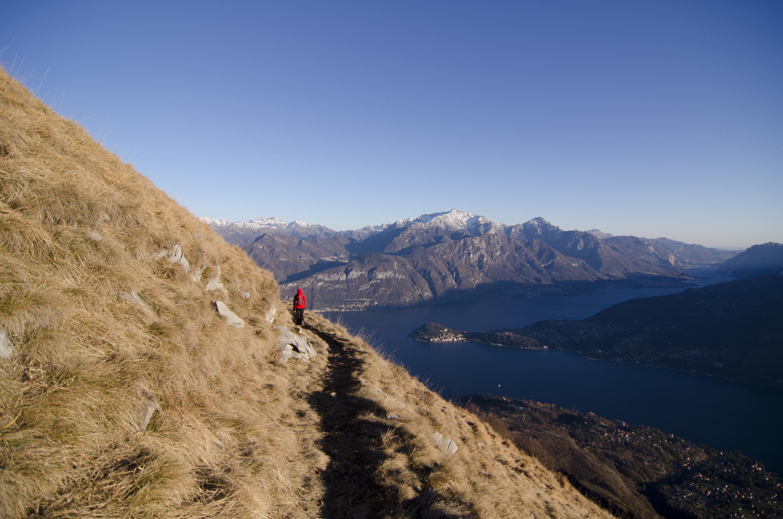 Hiking Around Menaggio