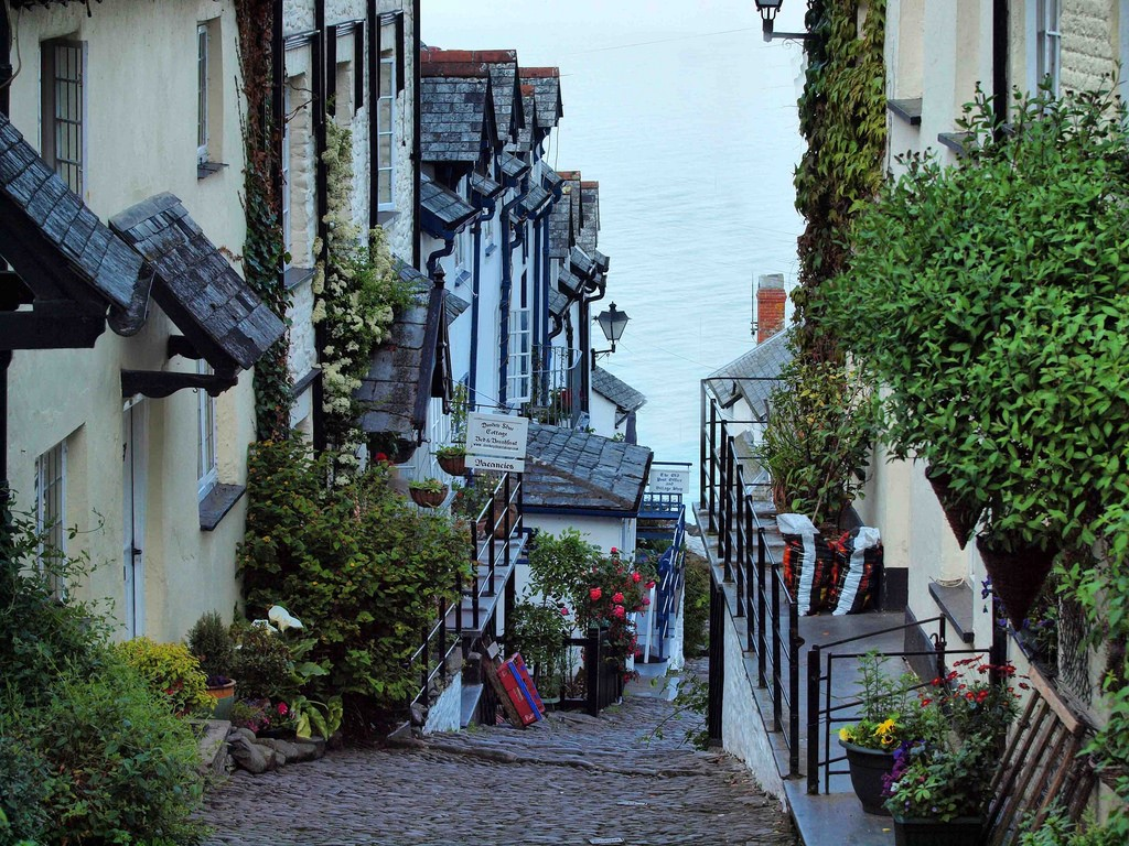 unique small towns and villages in Devon