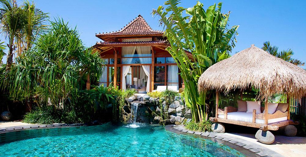 most luxurious villas in Bali