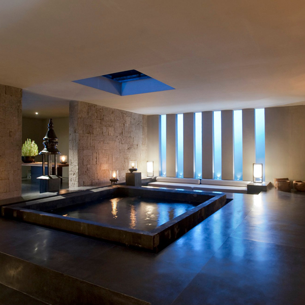 most luxurious places in bali soori Spa