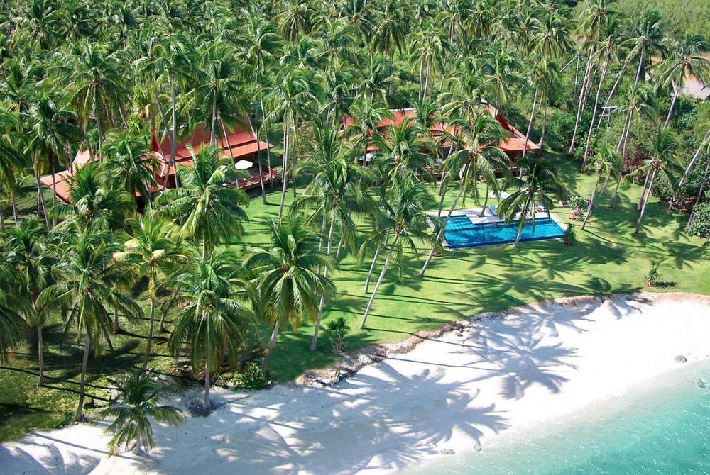 unique holiday villas in Koh Samui