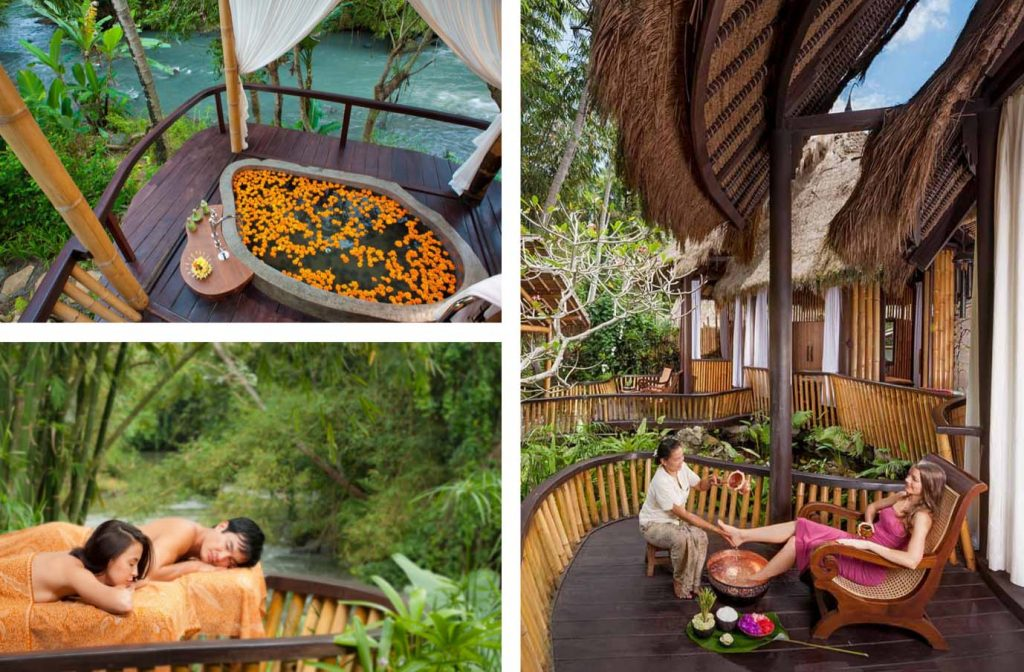 most luxurious places in bali Puri Ahimsa Spa