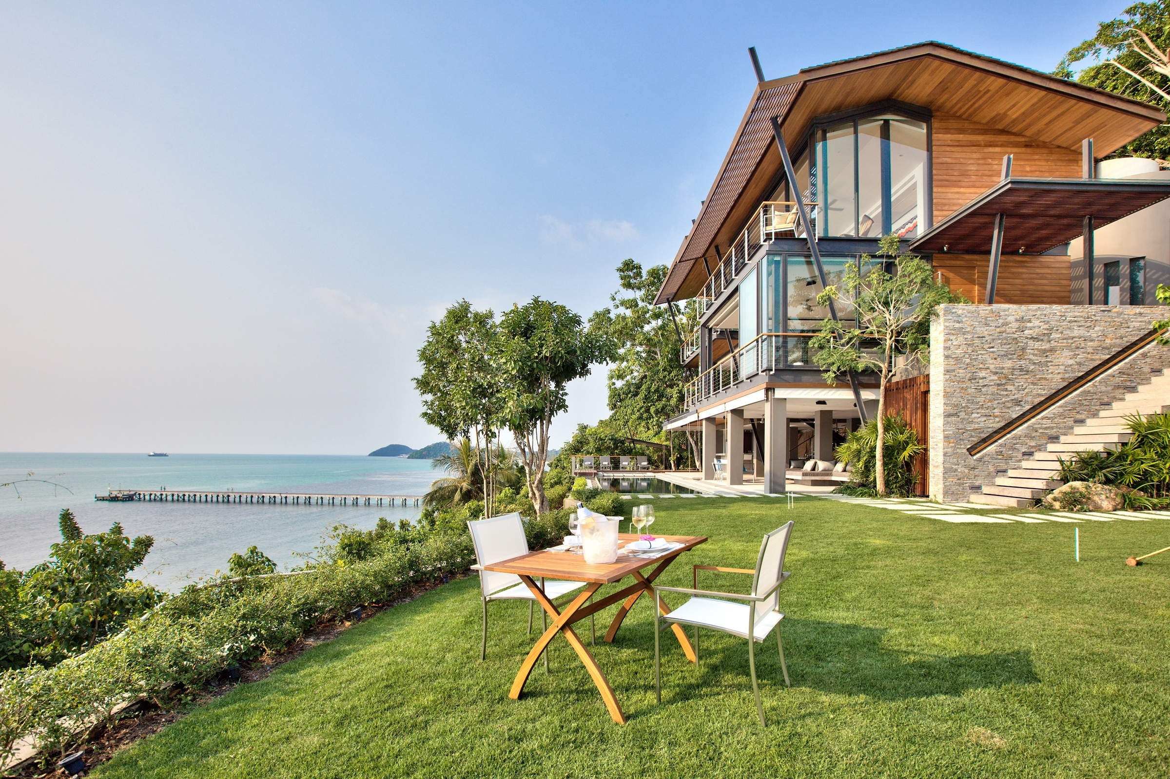 luxury holiday villas in Koh Samui
