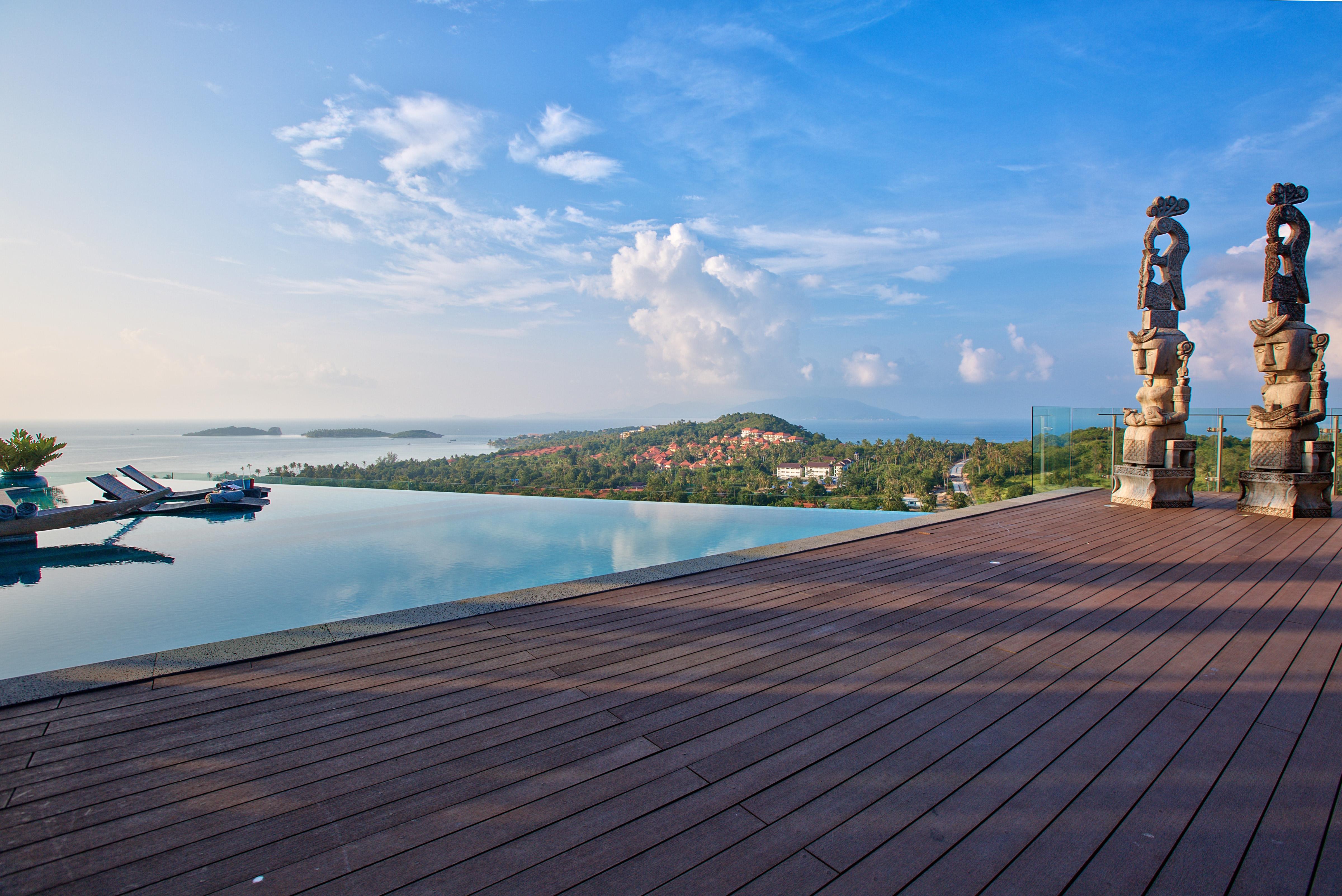 The top 10 luxury holiday villas in koh samui vacation soup for Luxury retreats koh samui