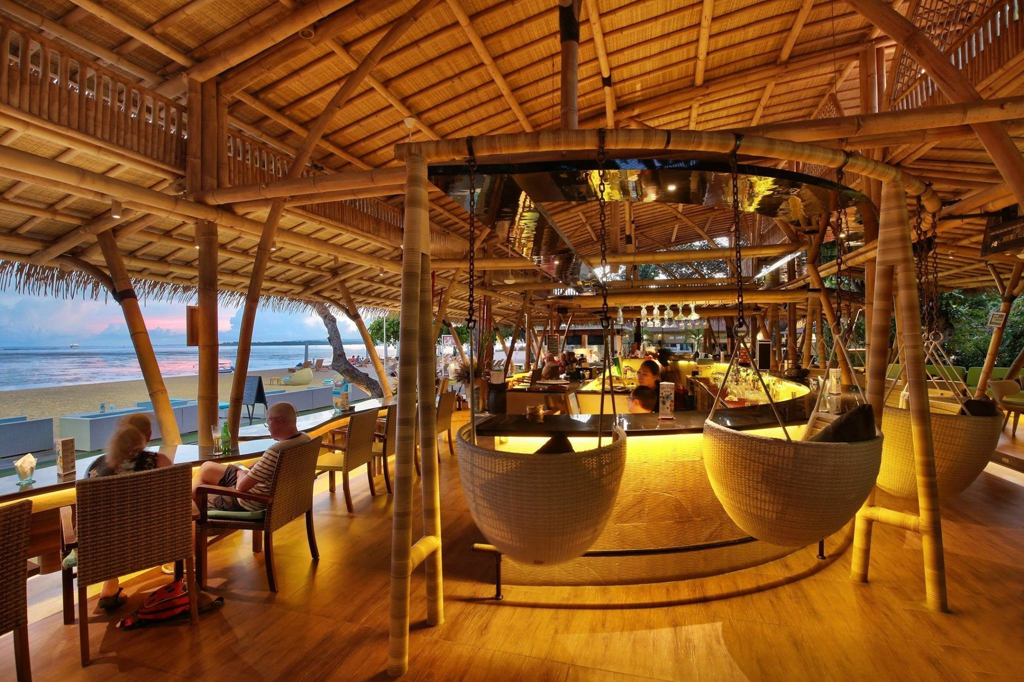 Quirky Dining Experiences In Bali