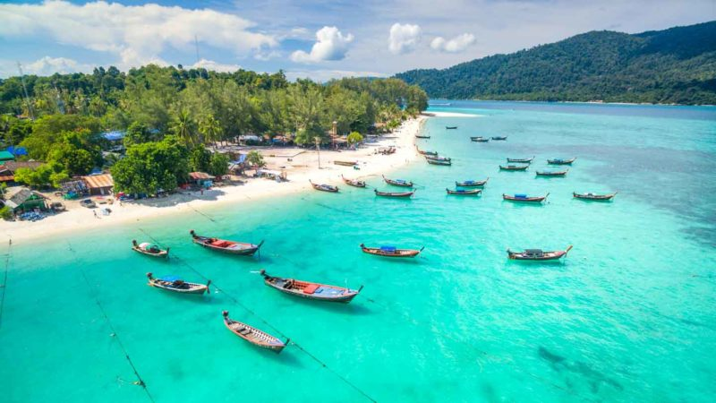 top hidden islands in Thailand