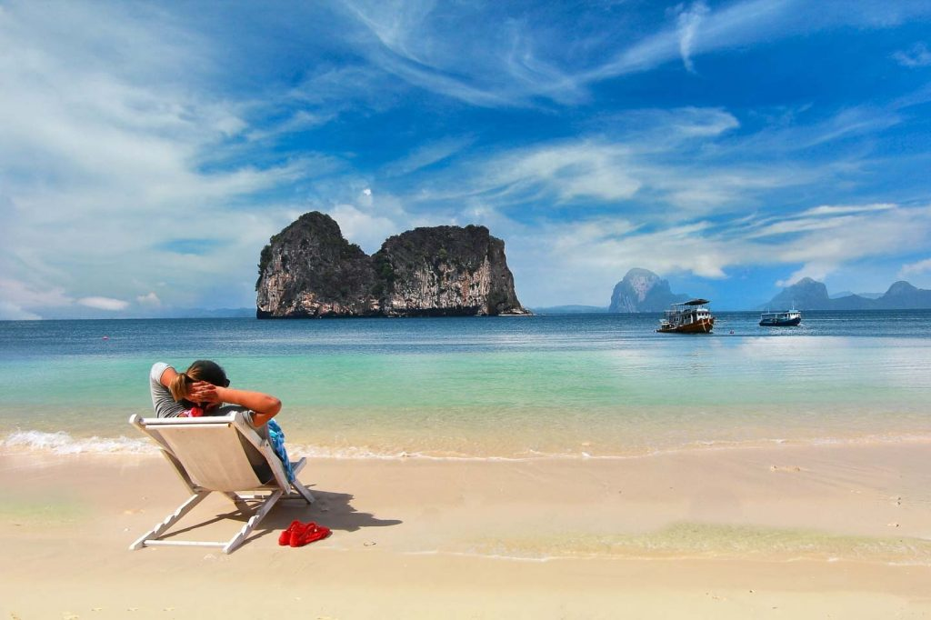 best hidden islands in Thailand