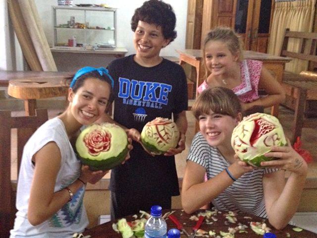 Family trip to Bali 2019