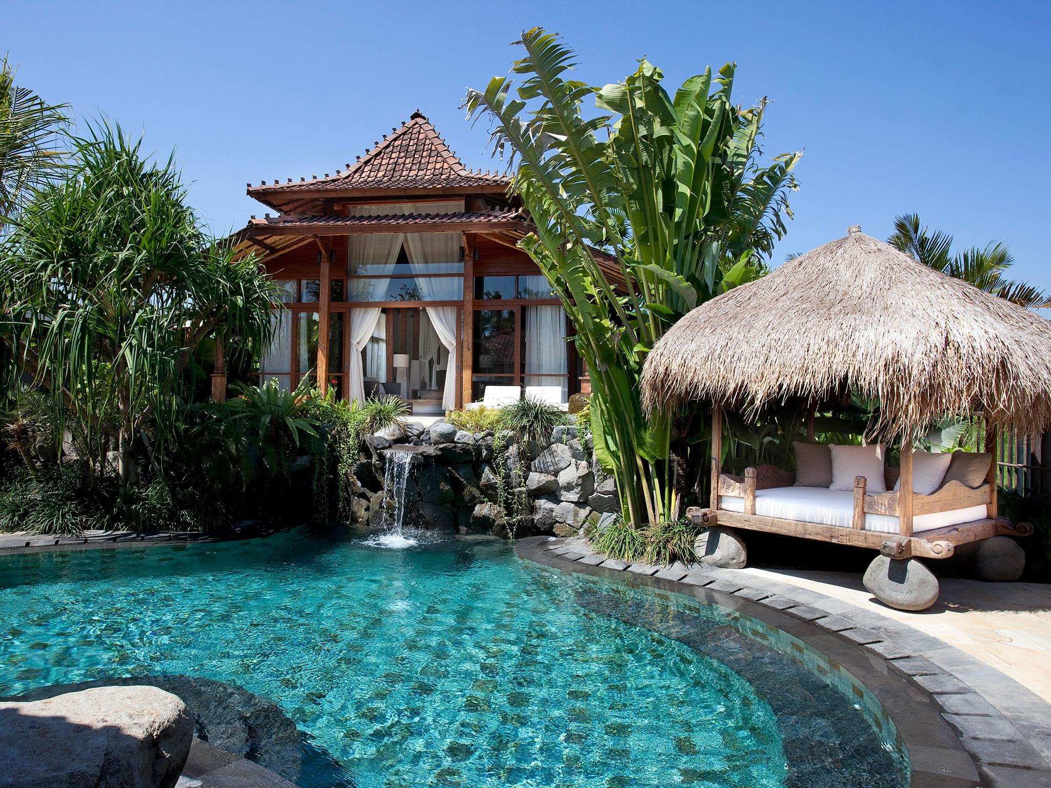 where to stay in bali with family