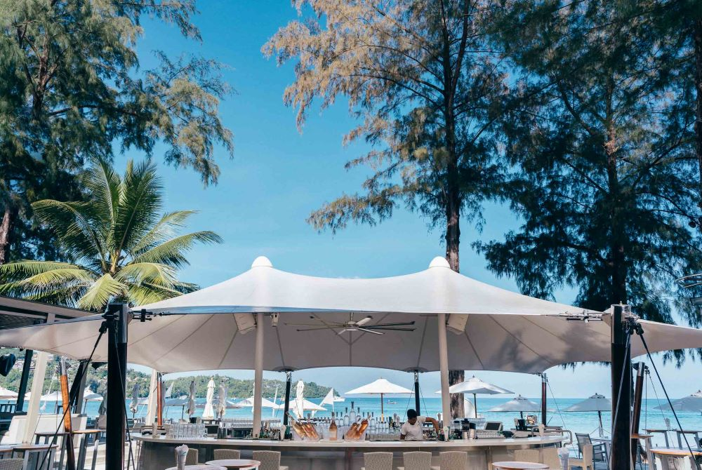 Phuket's best Beach Clubs