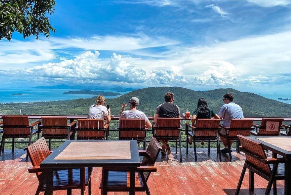 Koh Samui's top Viewpoint Restaurants
