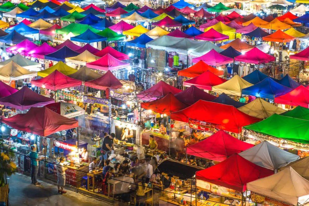 Koh Samui's popular night markets