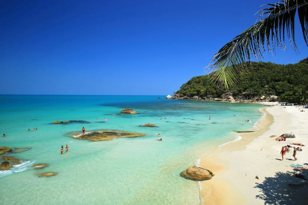Koh Samui's beloved beaches
