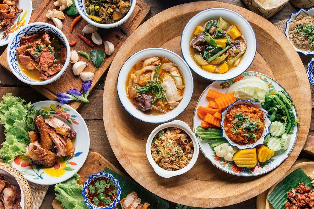 Thailand's diverse regional cuisine