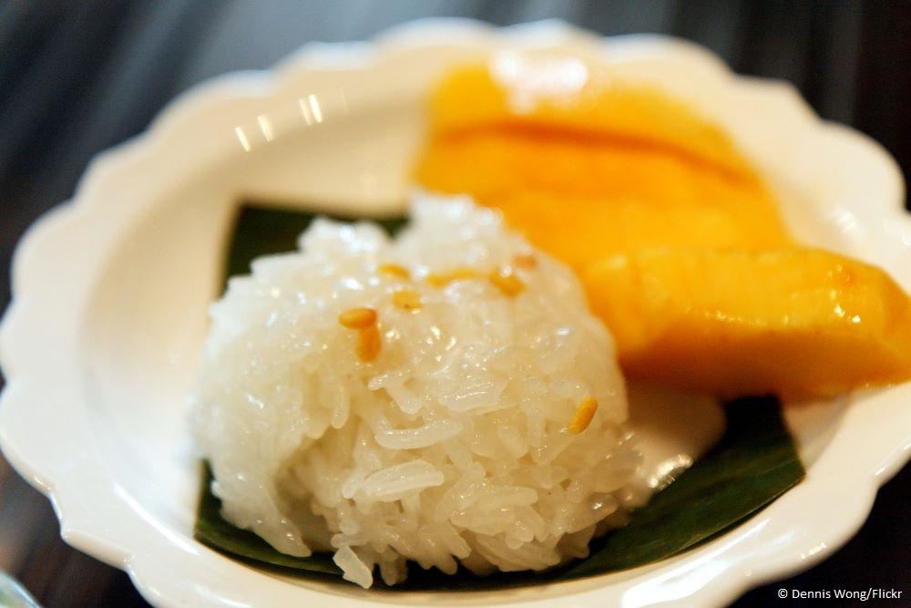 Thailand's unique sweet treats