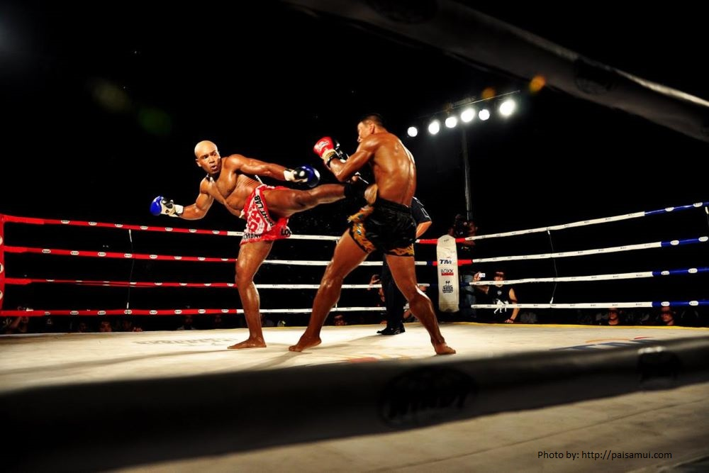 Thailand's traditional sports